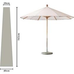 Grasekamp Sonnenschirmhülle, Schirmhülle 165cm  Premium