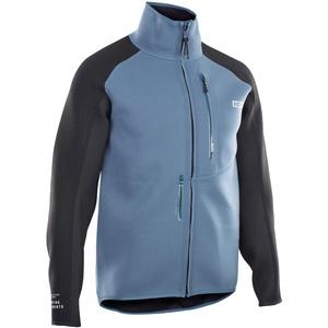 ION Neo Cruise Jacket steel blue/black 21 Neopren Jacke warm, Größe: S