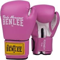 BENLEE Rocky Marciano Boxhandschuhe RODNEY, in sportlichem Design rosa 12