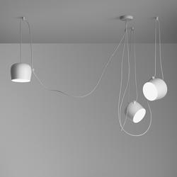 Flos Aim LED Pendelleuchte, 3-flg.