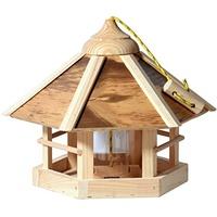 Dobar Vogelhaus zum Aufhängen braun