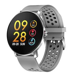 Smartwatch mit Herzfrequenzmesser SW-171, schwarz