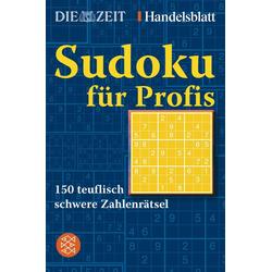 Sudoku für Profis: Buch von