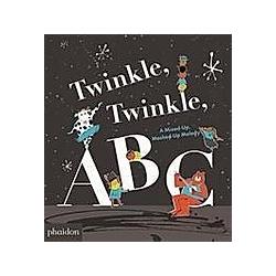 Twinkle  Twinkle  ABC. Fred Benaglia  Barney Saltzberg  - Buch
