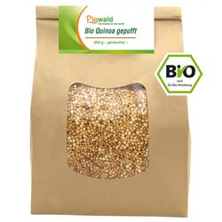 BIO Quinoa gepufft - 250g, glutenfrei