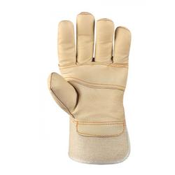 BIG Möbelleder-Handschuhe HELLES LEDER VE 120 Paar 1165