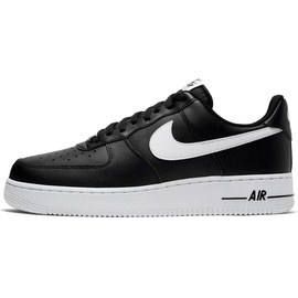 Nike Men's Air Force 1 '07 black/white 45