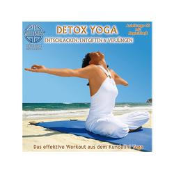 Canda - Detox Yoga (CD)