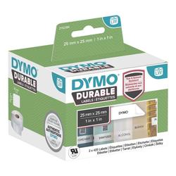 LabelWriter Kunststoff-Etiketten »2112286« 25 x 25 mm weiß, Dymo
