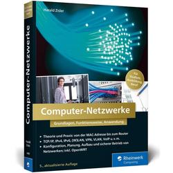 Computer-Netzwerke als Buch von Harald Zisler