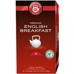 Teekanne Premium English Breakfast 20er Inhalt: 35g