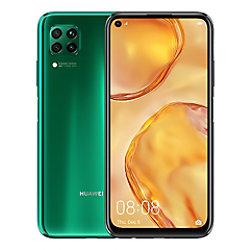Huawei P40 lite 128 GB 48 MP 16,3 cm (6,4 Zoll) NanoSIM Smartphone Grün