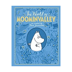The Moomins: The World of Moominvalley. Philip Ardagh  Tove Jansson  - Buch