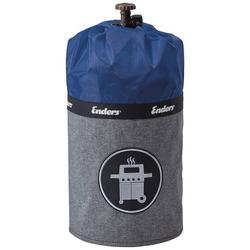 Enders Gasflaschen-Schutzhülle Style Blue, für 5 kg Gasflaschen, ØxL: 24x49 cm