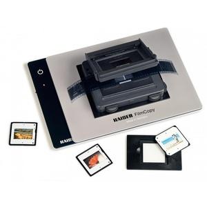 Kaiser Fototechnik FilmCopy Vario Kit, bestehend aus FilmCopy Vario (2457) und Leuchtplatte slimlit
