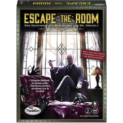 Thinkfun® Spiel, Escape the Room - Das Geheimnis des Refugiums von Dr. Gravely