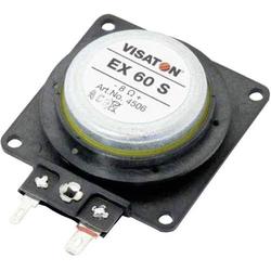 Visaton EX 60 S Exciter-Lautsprecher 25W 8Ω 1St.