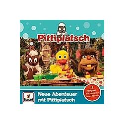 Pittiplatsch - Neue Abenteuer mit Pittiplatsch - Hörbuch