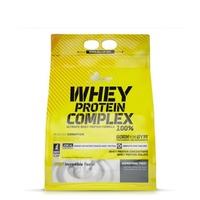 Olimp Sport Nutrition Whey Protein Complex 100% Cookies & Cream Pulver 700 g