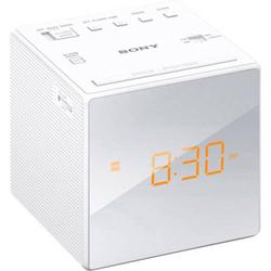 Sony ICF-C1 Radiowecker UKW, MW Weiß