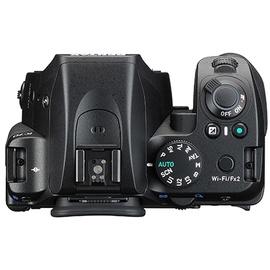 Pentax K-70 schwarz + HD DA 18-50 mm DC WR RE