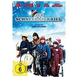 Der Schneeballkrieg - DVD  Filme