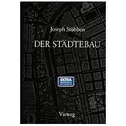 Der Städtebau. Joseph Stübben  - Buch