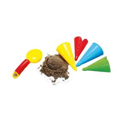 GOWI Sandform Sandform Eiscreme - Set, 5tlg.