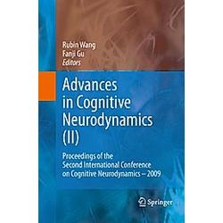 Advances in Cognitive Neurodynamics - Buch