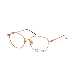 Scotch & Soda GRAPPOLI 1006 420, inkl. Gläser, Runde Brille, Damen