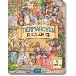 Trötsch Tiermärchen Puzzlebuch
