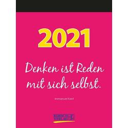 Weisheiten für jeden Tag 2021