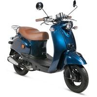 AGM MOTORS GMX 460 Retro Classic 50 ccm 2,9 PS 45 km/h blau