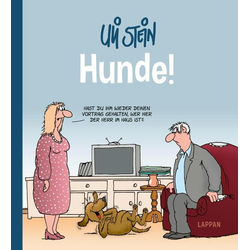 Hunde!: Buch von Uli Stein