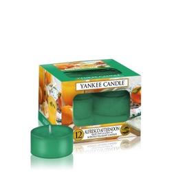 Yankee Candle Alfresco Afternoon Tea Lights świeca zapachowa  12 Stk