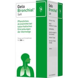 GeloBronchial-Saft