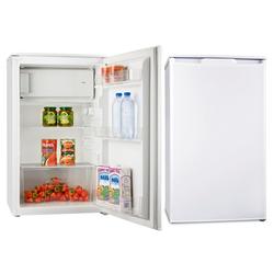 PKM Kühlschrank KS 160.4, 84.7 cm hoch, 49.4 cm breit, mit Gefrierfach 4**** Standkühlschrank 95 L weiß