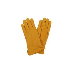 ZEBRO Lederhandschuhe Nappa-Lederhandschuhe gelb XL = 10