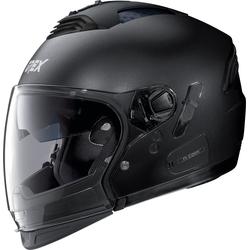 Grex G4.2 Pro Kinetic N-Com Helm, grau, Größe L