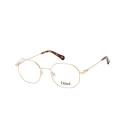 Chloé CE 2149 906, inkl. Gläser, Runde Brille, Damen