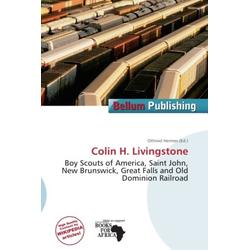 Colin H. Livingstone als Buch von