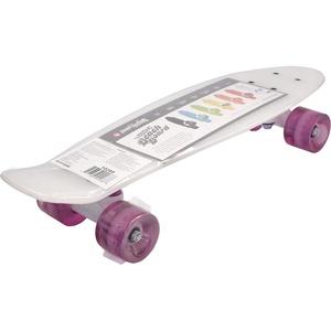 Streetsurfing Street Surfing Skateboard Beach Board-Milky Purple, 56 cm