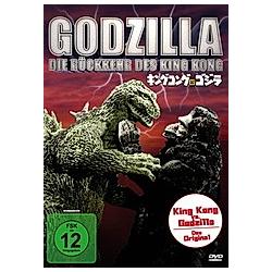 Godzilla - Die Rückkehr des King Kong - DVD  Filme