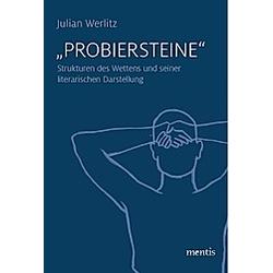 Probiersteine. Julian Werlitz  - Buch