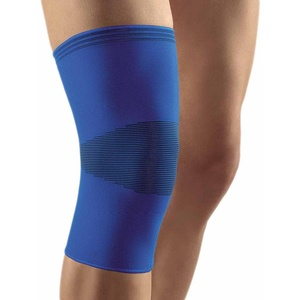 Bort ActiveColor Kniebandage Knie Gelenk Stütze Bandage Gelenkstütze, blau, S