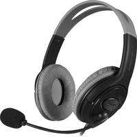 SPEEDLINK LUTA Stereo Headset schwarz