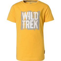 Trespass T-Shirt T-Shirt ZEALOUS für Jungen gelb 122/128