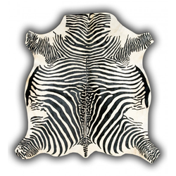 Teppich Cow printed Zebra (LB 170x240 cm)