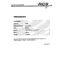 12S50 Lautsprecher Bespannstoff (L x B) 100cm x 75cm