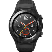Huawei Watch 2 carbon schwarz